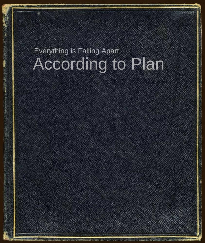 AccordingtoPlan